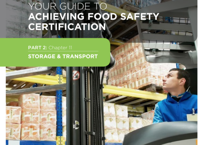 21. Your Guide to Achieving Food Safety Certification Part 2: Chapter 11