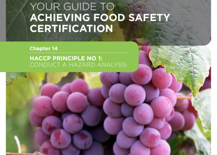 24. Your Guide to Achieving Food Safety Certification Part 2: Chapter 14
