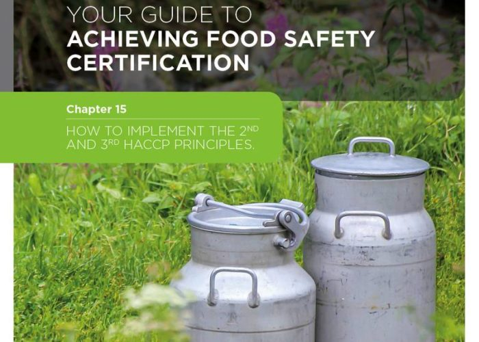 25. Your Guide to Achieving Food Safety Certification Part 2: Chapter 15