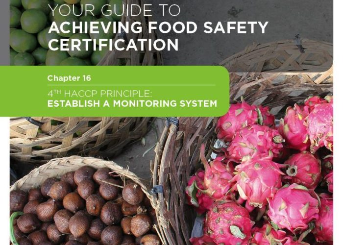 26. Your Guide to Achieving Food Safety Certification Part 2: Chapter 16
