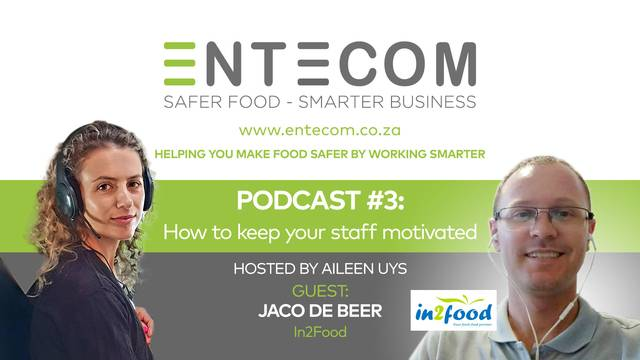 How to Keep Food Handlers Motivated