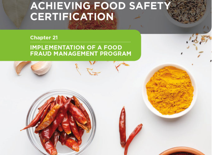 31. Your guide to achieving food safety certification Chapter 21